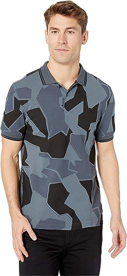 Camouflage Pique Shirt