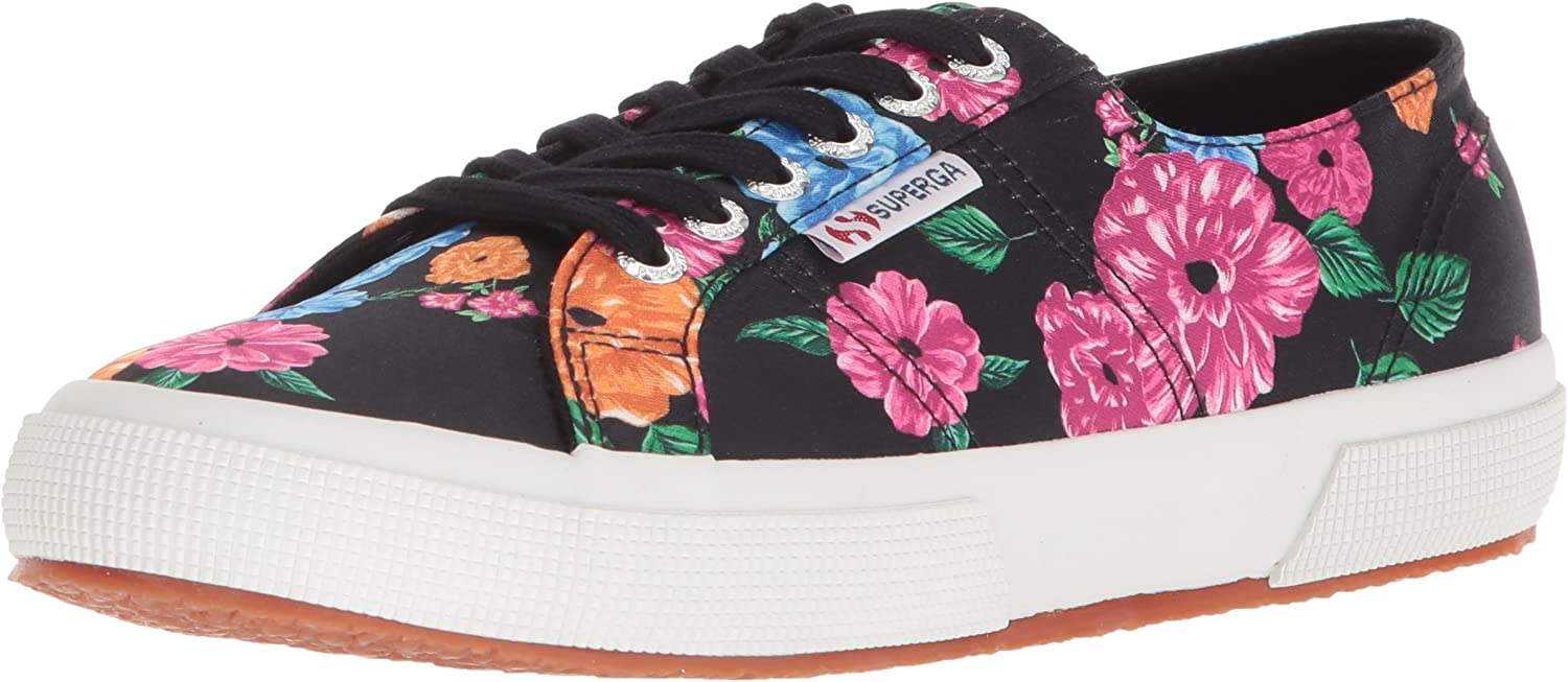 Superga Womens 2750 Embroidery Sneaker