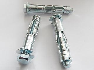 15mm 10 Stück Mungo Metall Hohlwand Dübel M 5 x 37