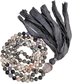 Best bead necklace with tassel Reviews