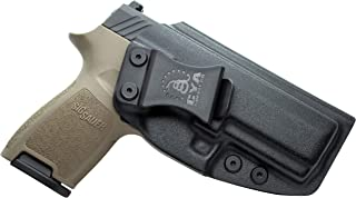 CYA Supply Co. IWB Holster Fits: Sig Sauer P320 Compact/Carry - Veteran Owned Company - Made in USA - Inside Waistband Concealed Carry Holster