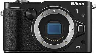 Nikon ミラーレス一眼Nikon 1 V3 ボディ ブラック N1V3BK