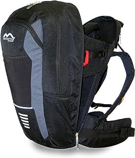 MONTIS WALK, ryggbärare, barnbärare, ryggsäck upp till 15 kg