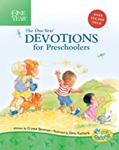 The One Year Devotions for Preschoolers (Little Blessings) PDF