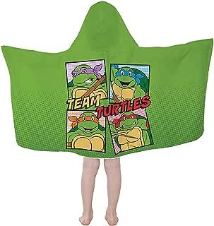 Nickelodeon Teenage Mutant Ninja Turtles Retro Cotton Hooded Cape