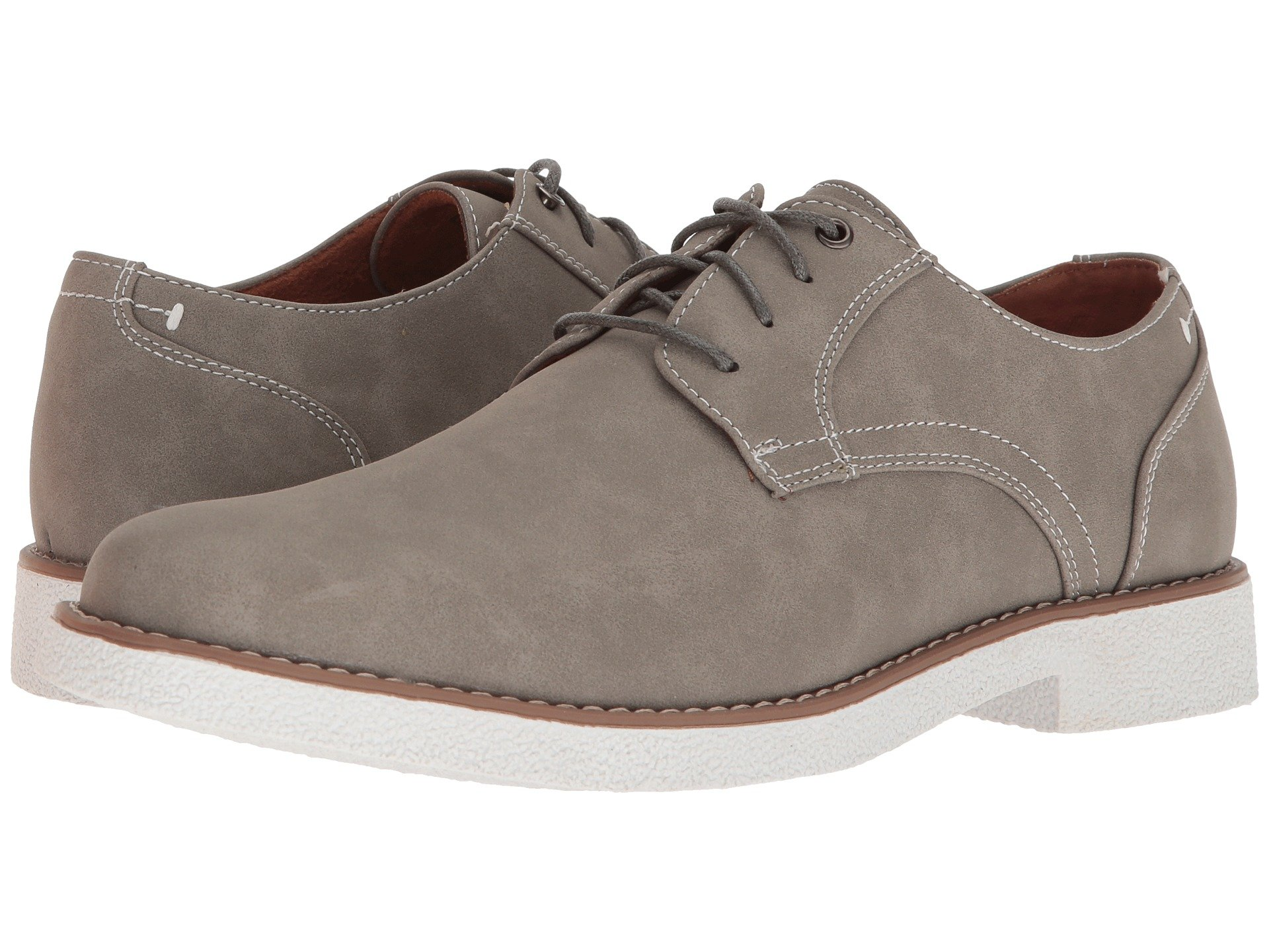 Oxford Grey Deer Simulated Comfort Gorham Suede Stags SHwqBT