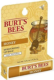 Burt's Bees Lip Balm, Honey, 0.15 oz