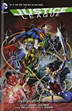 Justice League: Throne of Atlantis Book & DVD Set