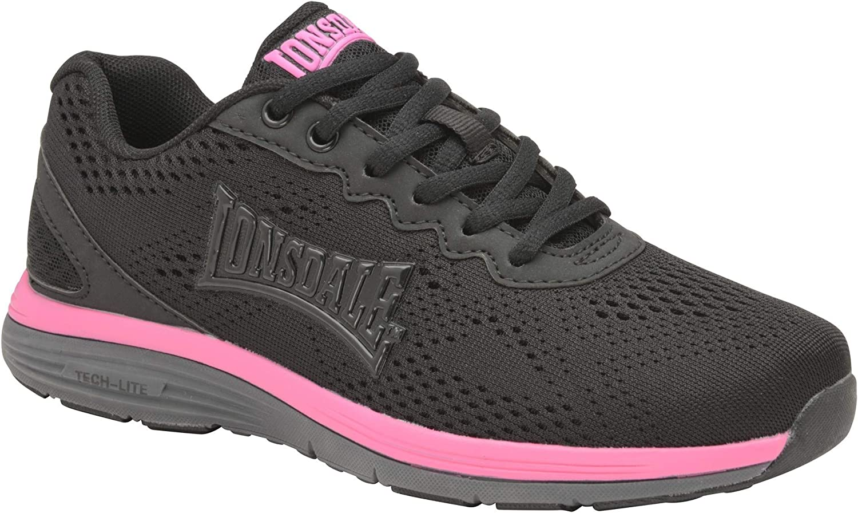Lonsdale Womens Ladies Lisala Sneakers