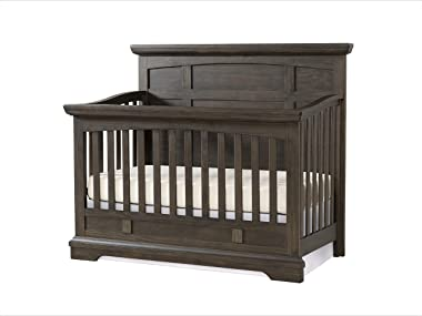 Westwood Design Highland Park Convertible Crib, Charcoal