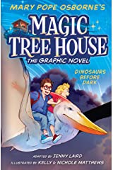 Dinosaurs Before Dark Graphic Novel (Magic Tree House (R) Book 1) Kindle Edition