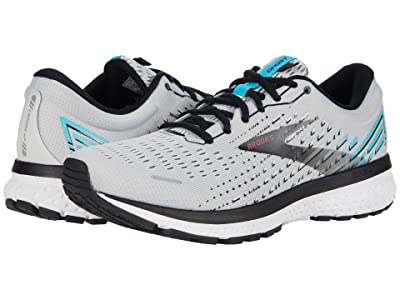 Brooks Ghost 13 (Grey/Black/Capri) Men