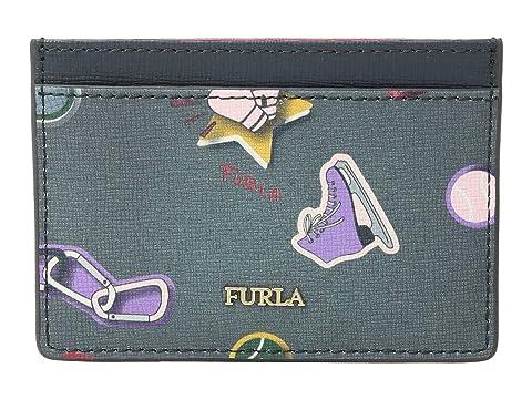 Furla Babylon Small Credit Card Case At