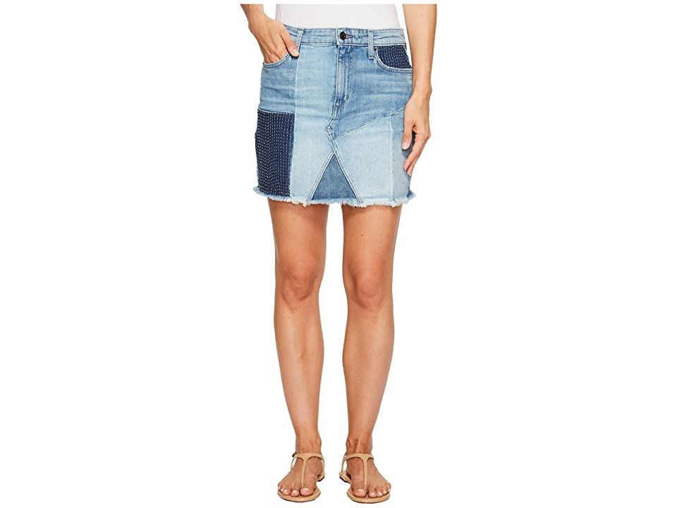 Joe's Jeans Slit Skirt in Sofia (Sofia) Women's Skirt