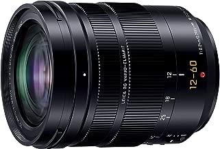 PANASONIC LUMIX G Leica DG Vario-ELMARIT Professional Lens, 12-60MM, F2.8-4.0 ASPH, MIRRORLESS Micro Four Thirds, Power O.I.S, H-ES12060 (International Model)