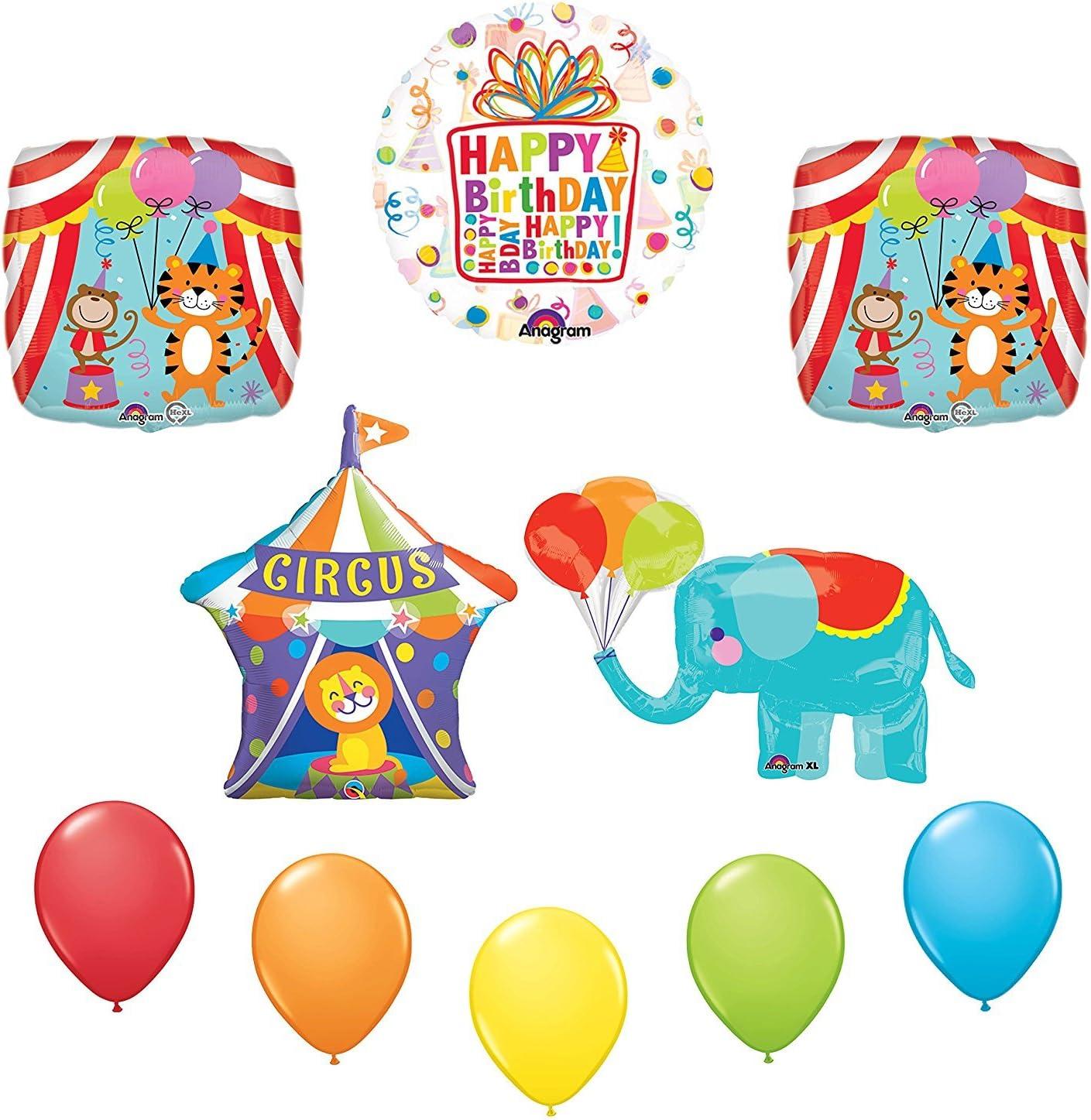 Circus Balloon Bundles