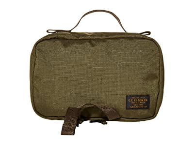 Filson Ripstop Nylon Travel Pack (Surplus Green) Handbags
