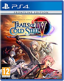 The Legend of Heroes: Trails of Cold Steel IV (Frontline Edition)/PS4