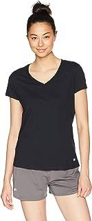 Starter Women's Short Sleeve Performance Cotton T-Shirt, Amazon Exclusive