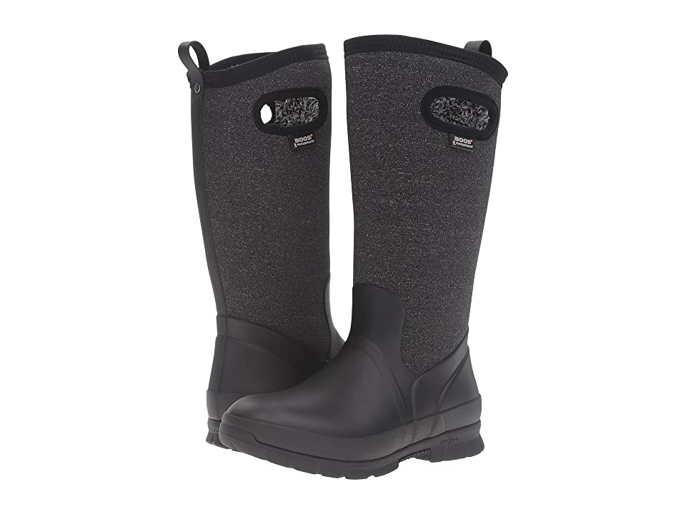 Bogs Crandall Tall (Black Multi) Women
