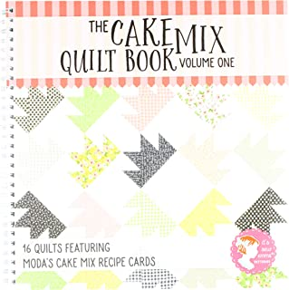 It's Sew Emma ISE-920 The The Cake Mix Quilt Book