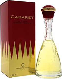 Cabaret By Parfums Gres For Women. Eau De Parfum Spray 3.4 Oz.