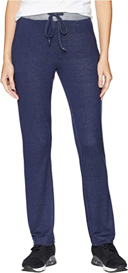 Pull-On Pants with Reverse Detail