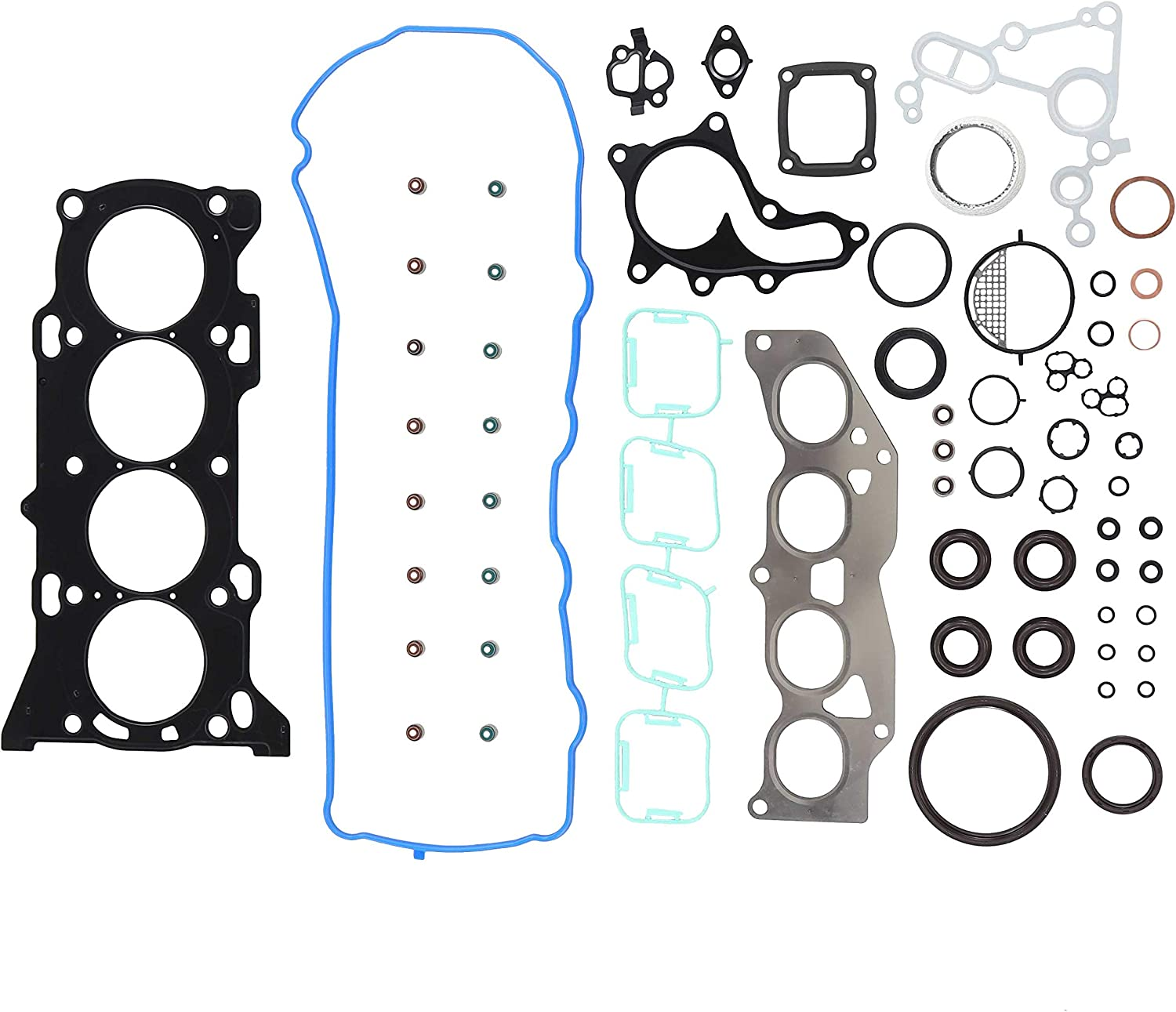 DNJ 2021 spring and summer new FGS9055 Full Gasket Sealing Set For 2009-2015 Scion Toyot Lowest price challenge