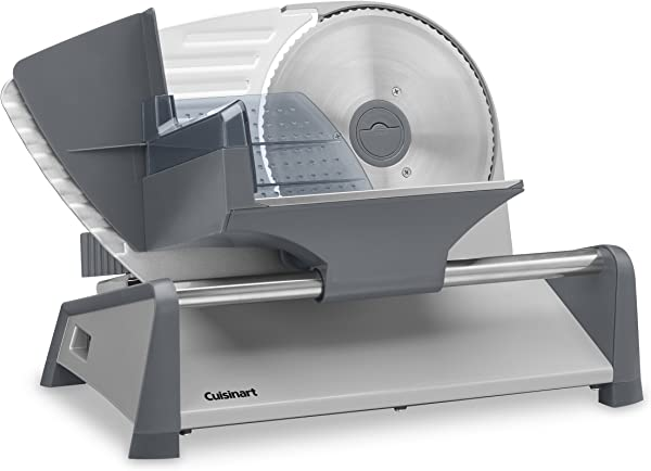 Cuisinart FS 75 Kitchen Pro Food Slicer Gray