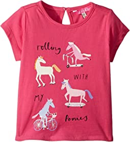 Pixie Screen Printed Tee (Toddler/Little Kids)