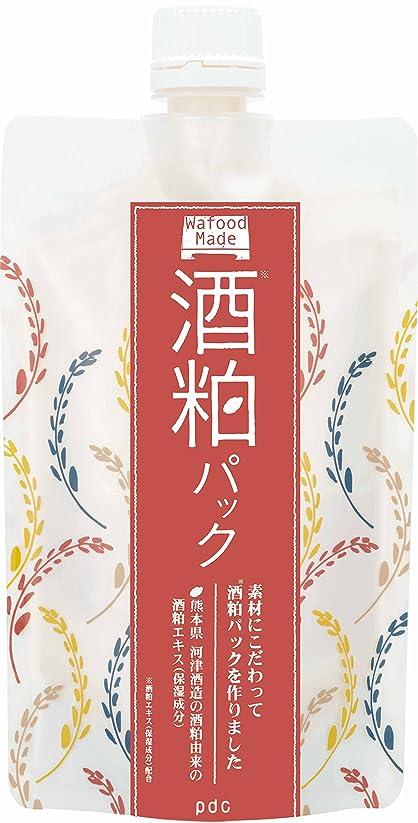 検索エンジン最適化輸血汚れるワフードメイド(Wafood Made) 酒粕パック 170g 日本製