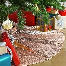 Amazon Com Rose Gold Christmas