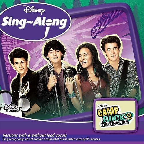 Disney Singalong - Camp Rock 2: The Final Jam de Various ...