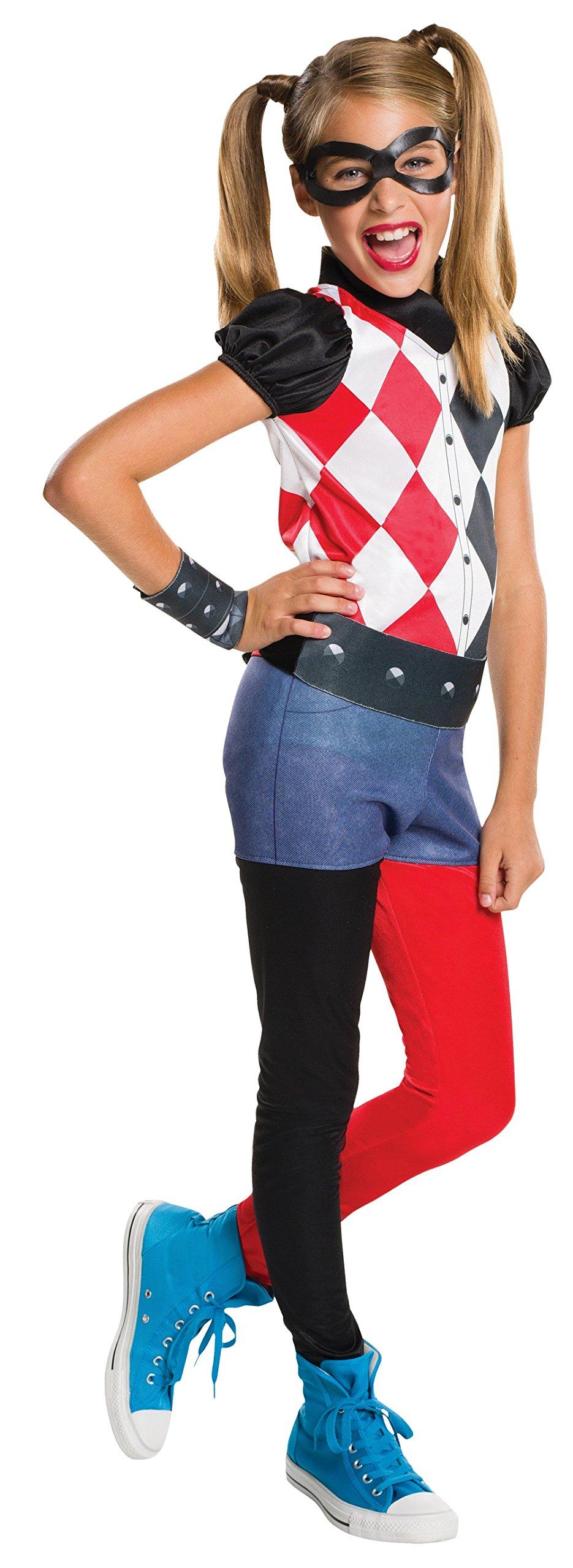 Rubies Costume Superhero Harley Medium