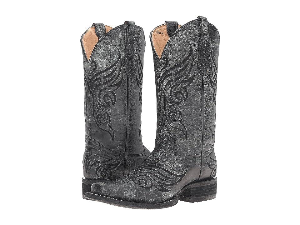 Corral Boots L5155 (Black) Women