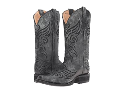 Corral Boots L5155 (Black) Women
