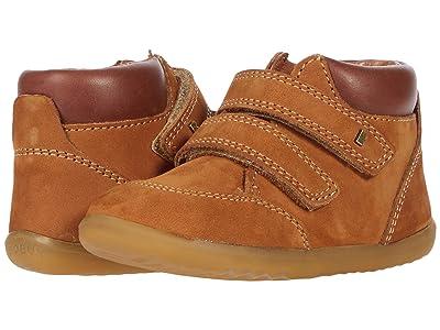 Bobux Kids Step Up Timber Boot (Infant/Toddler) (Mustard) Kid