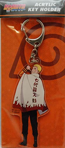 BORUTO -NARUTO THE MOVIE- Acrylic Keychain Naruto Uzumaki by Movic