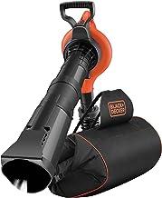 BLACK+DECKER GW3031BP-QS Aspirateur, Souffleur, Broyeur de feuilles filaire –..