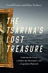 The Tsarina's Lost Treasure Kindle Edition