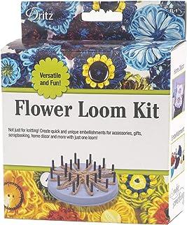 Dritz Flower Loom Kit-, Other, Multicoloured