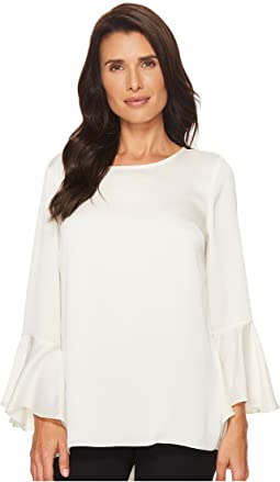 Vince Camuto - Bell Sleeve High-Low Hem Blouse