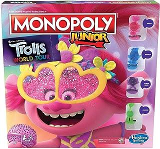 MONOPOLY JR TROLLS