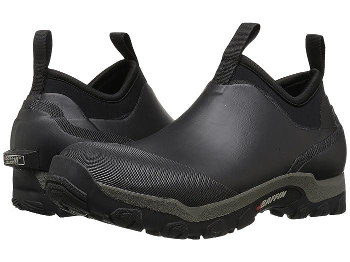 Baffin  Marsh Mid (Black) Mens Boots