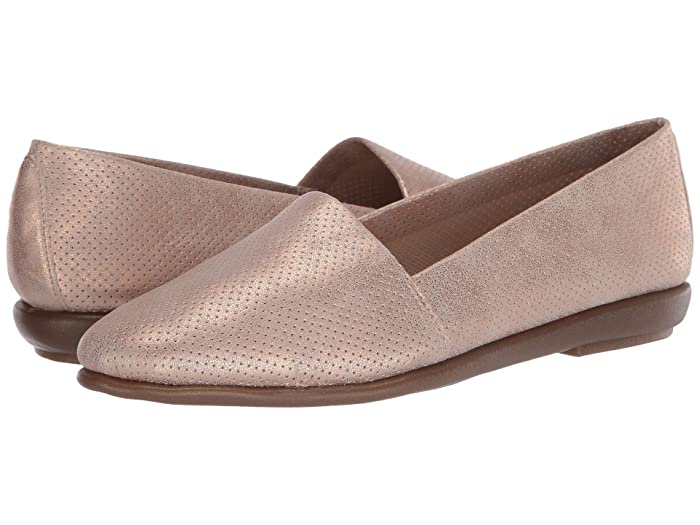 Aerosoles  Ms Softee (Pink Metallic) Womens  Shoes