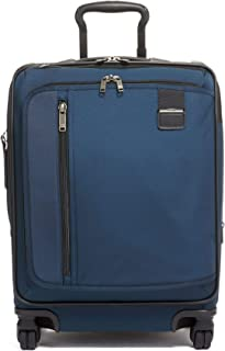 Merge Continental Expandable Carry-On Luggage - 22 Inch Rolling Suitcase for Men and Women