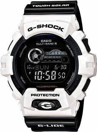 [カシオ]CASIO 腕時計 G-SHOCK ジーショック G-LIDE 電波ソーラー GWX-8900B-7JF メンズ