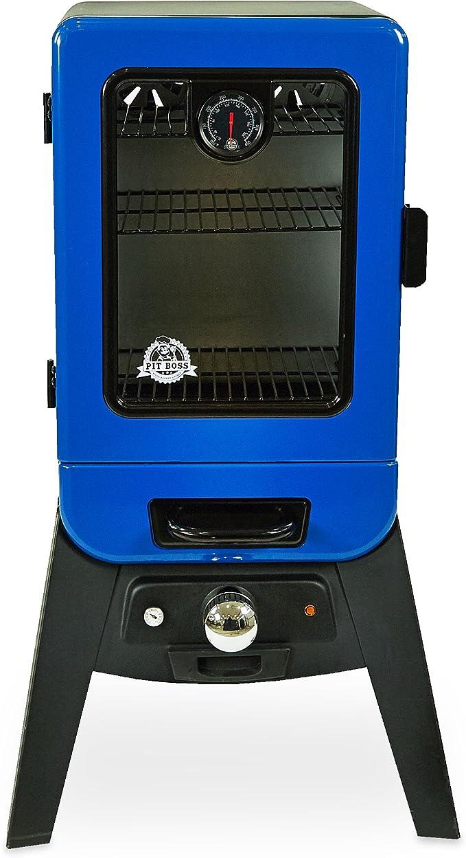 PIT BOSS 77220 2.2 Analog Smoker - Integrated Controls