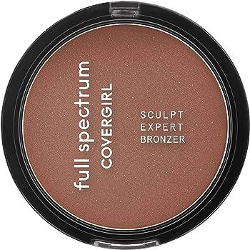 COVERGIRL Full Spectrum Sculppt Expert Bronzer Ebony