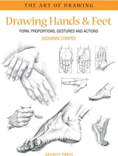 hand art drawing
